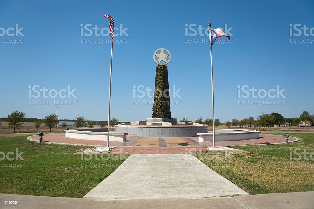 State Symbols Of Texas And Usa Stock Photo 519726111 Istock