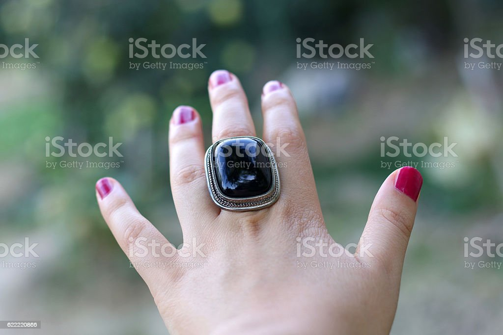 Statement Ring – Foto