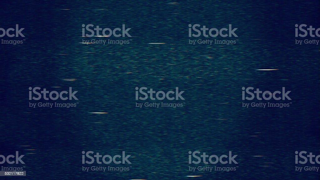 TV Static stock photo