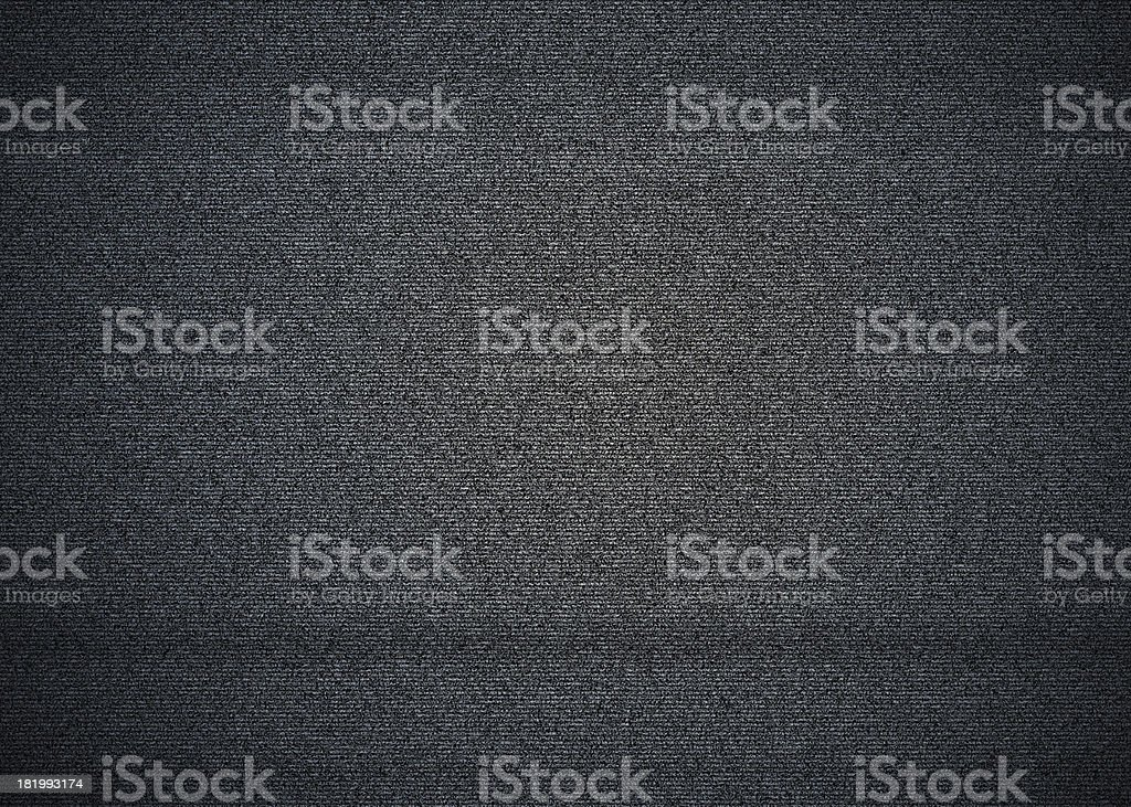 TV Static - White Noise stock photo
