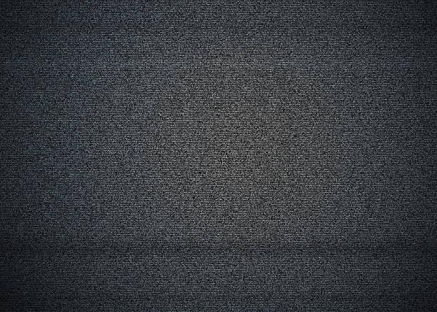 ruído estático de tv-branca - televisão estática imagens e fotografias de stock