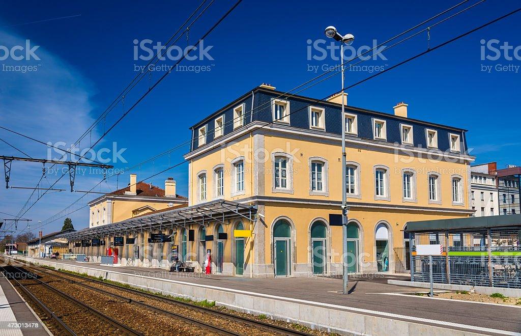 Gare de Bourg-en-Bresse-France, Rhône-Alpes - Photo