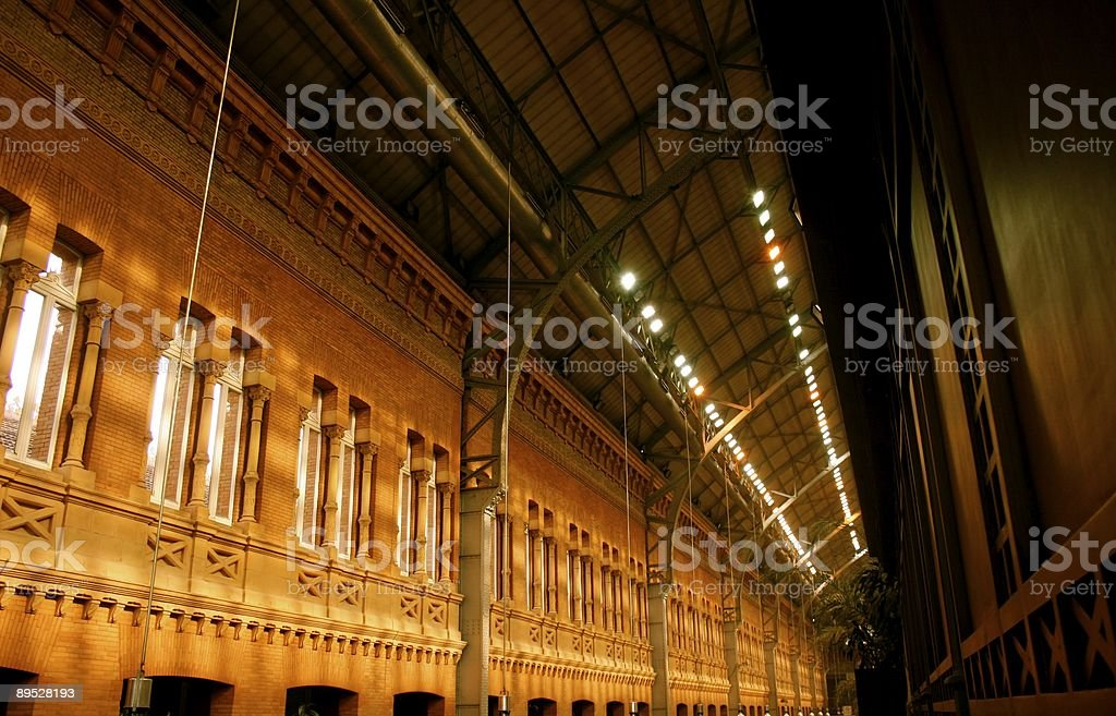station royalty-free stock photo