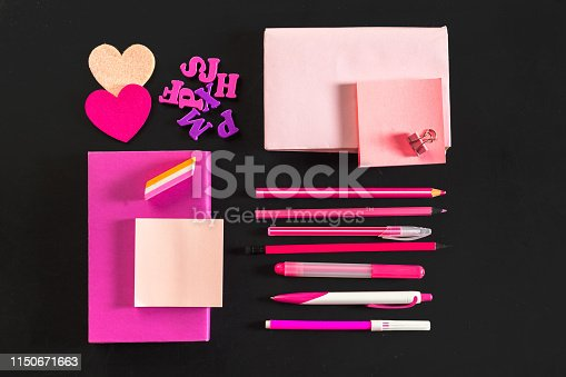 istock Stationary concept 1150671663