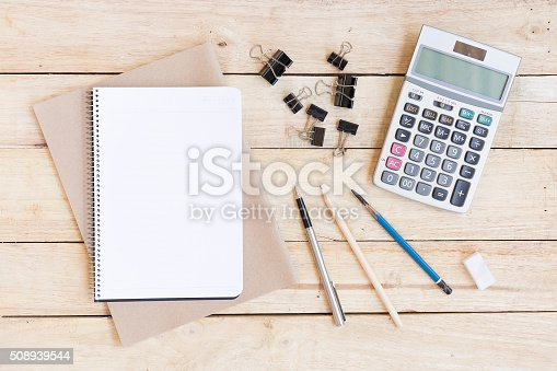 istock Stationery and Drawing equipment. 508939544
