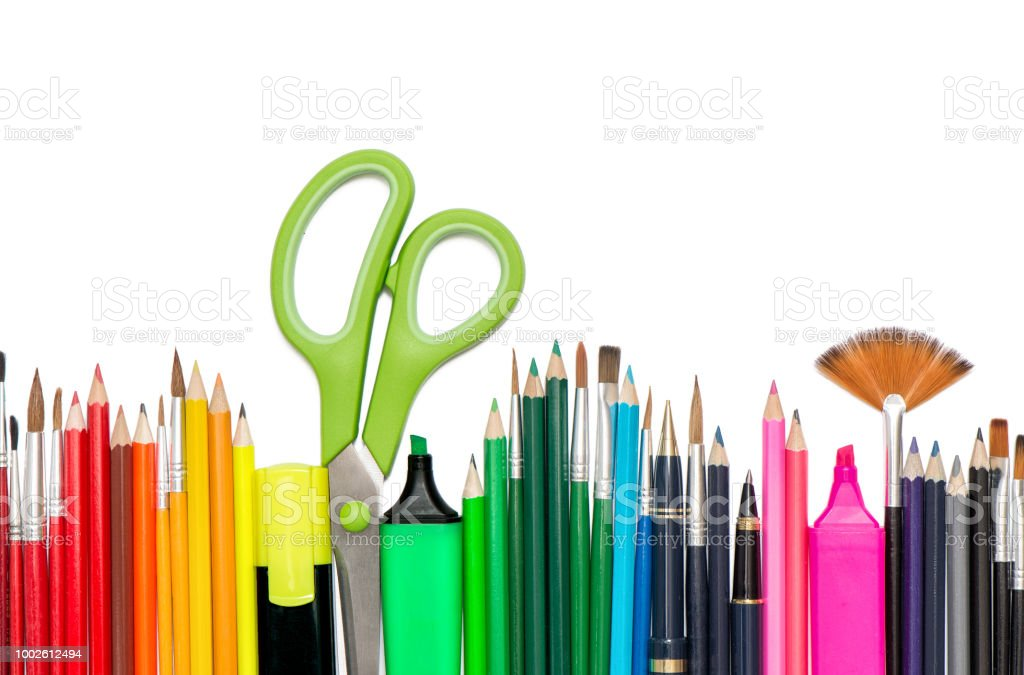 Stationery Office School College Student Accessories Supplies Stock