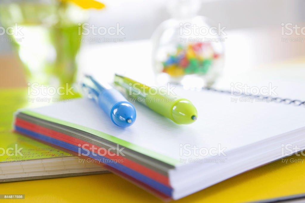 Artículos de papelería - foto de stock