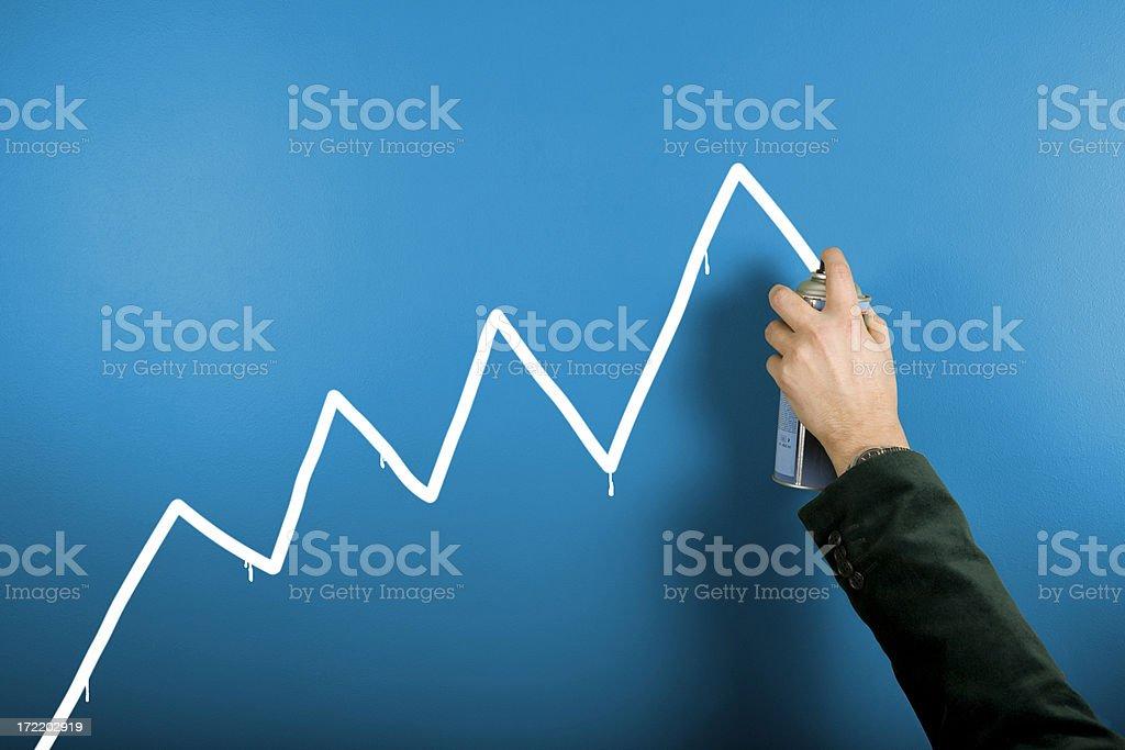 Statistic stock photo
