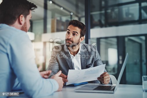 istock Statistical analysis that tell a story of success 912138382