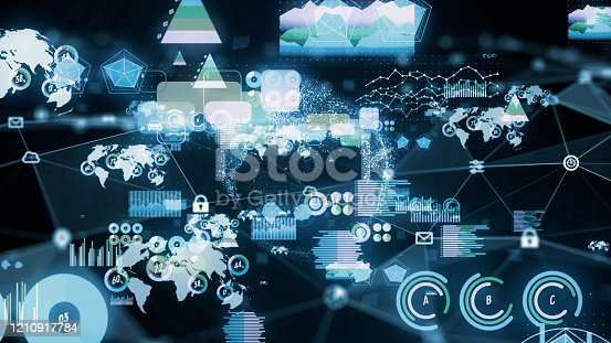 1154268620 istock photo Statistics of business concept. Marketing. Analysis. 1210917784