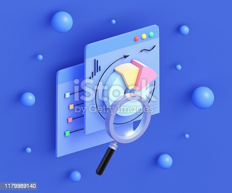 istock Statistics research 1179989140