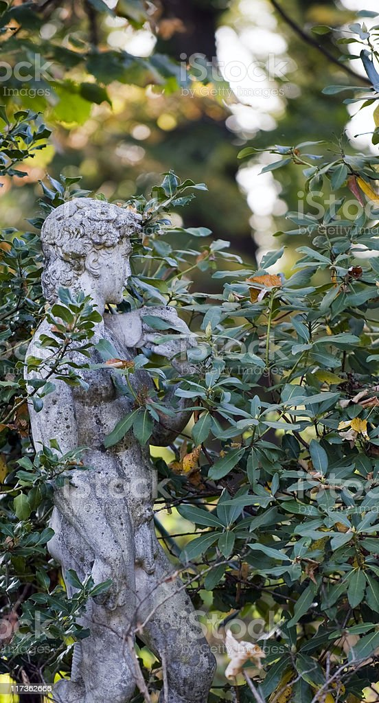 Statua Ticino royalty-free stock photo