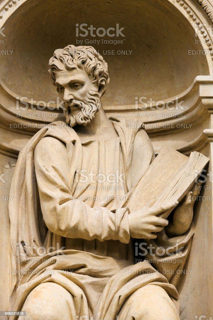 Statue am Prager Loreta – Foto
