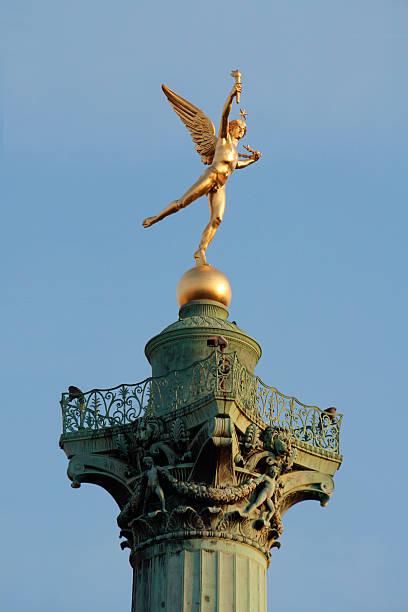 Statue de la Place de la Bastille - Photo