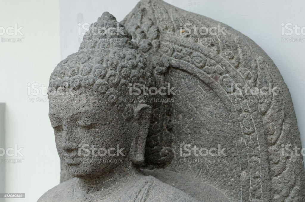 Statue of Amitabha stock photo