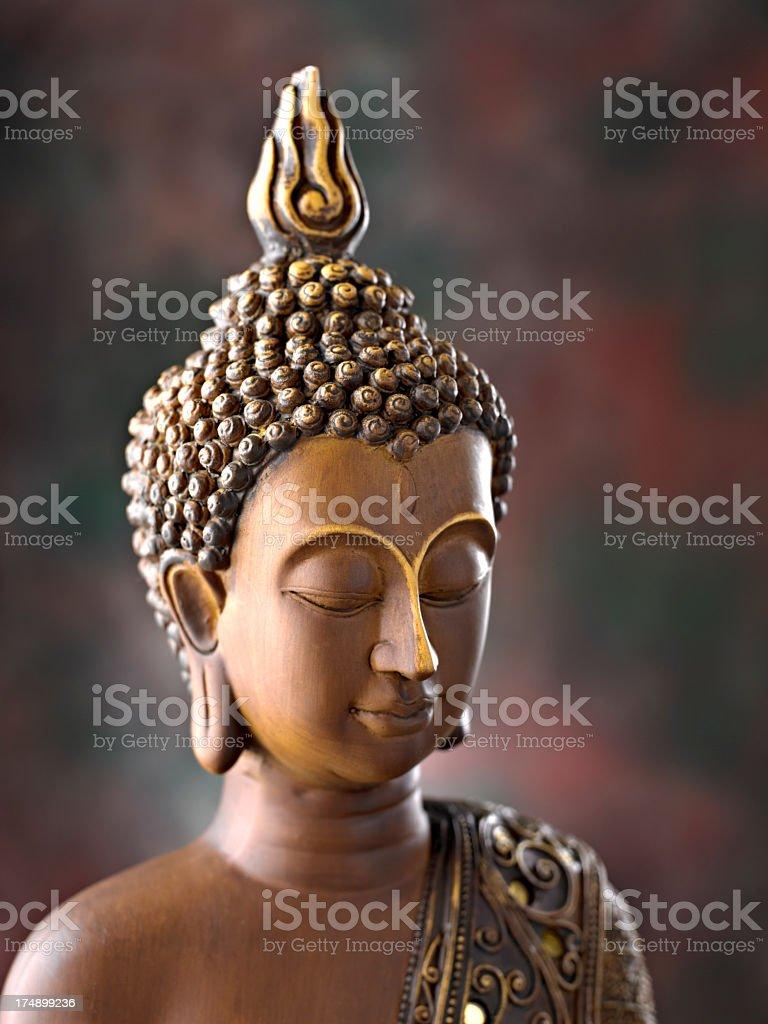 Statue of Buddha royalty-free stock photo