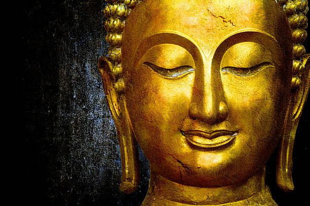 Statue von Buddha Platz für Ihren text – Foto
