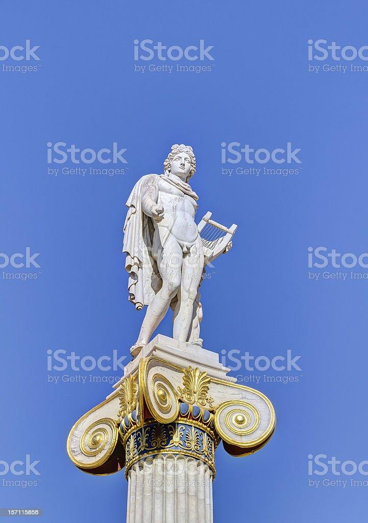 Statue du dieu Apollo, Athènes, Grèce - Photo
