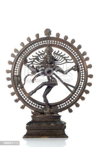 Statua del dio ind indiana shiva nataraja fotografie for Piani di progettazione domestica indiana con foto