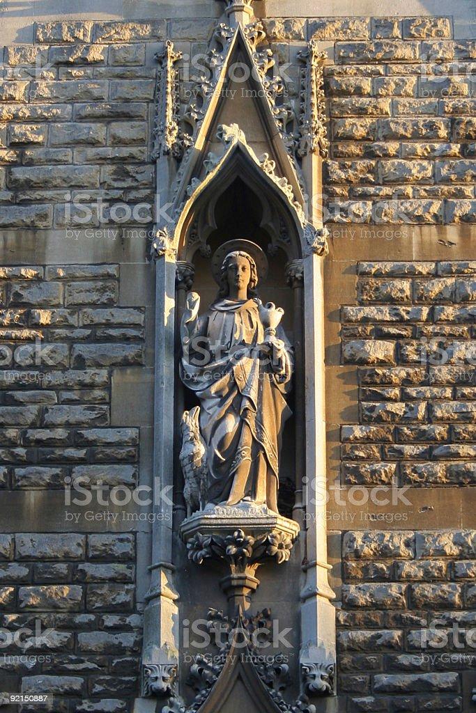 Statue of Jesus Christ royalty-free stock photo