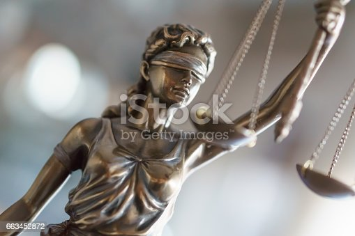 istock Statue of Justice 663452872