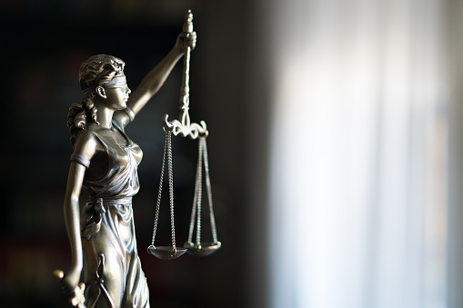 istock Statue of Justice 663454812