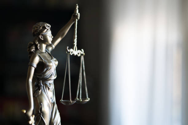 Statue of Justice Statue of Justice jurist stock pictures, royalty-free photos & images