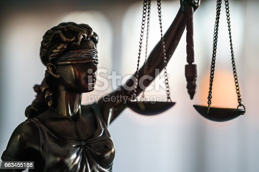istock Statue of Justice 663455188
