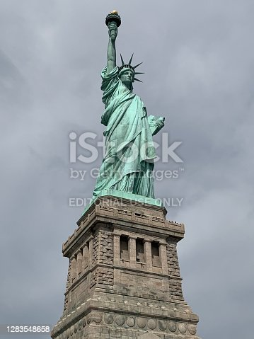 istock Statue of Liberty in New York, USA 1283548658
