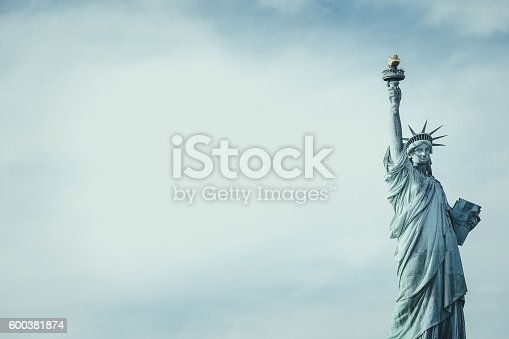 Statue of Liberty, New York, United States of America