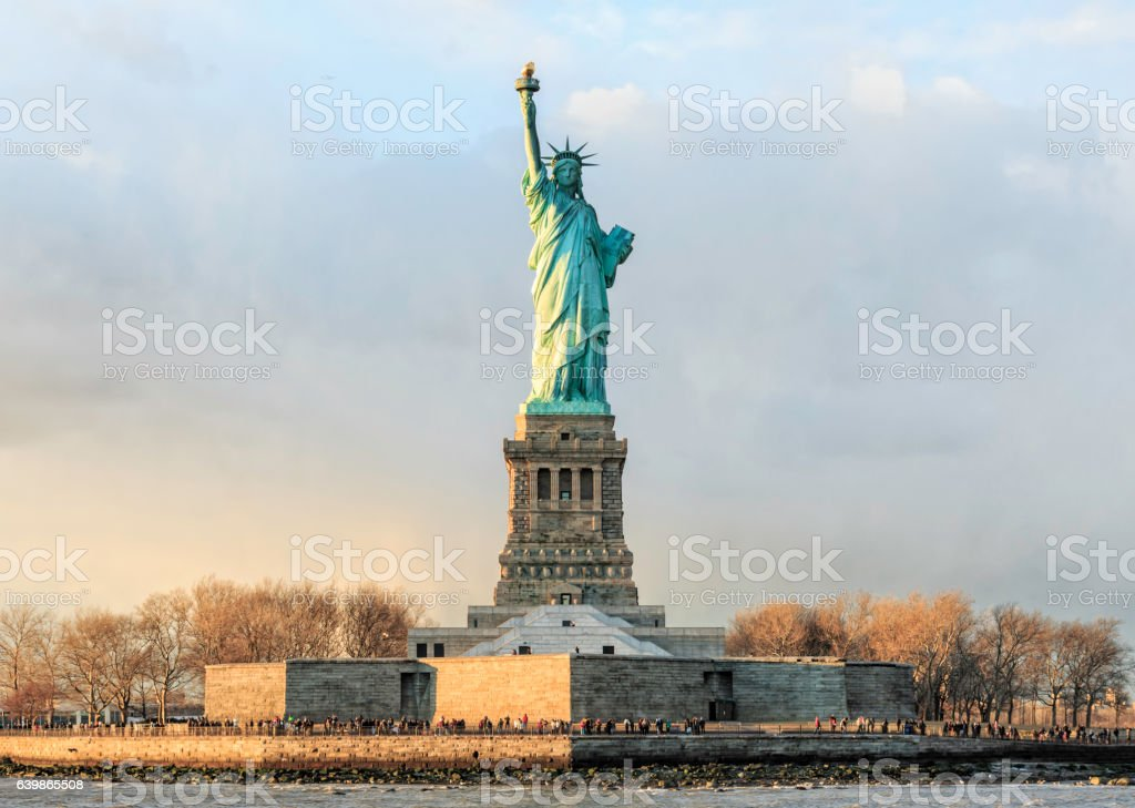 Statue Of Liberty - NYC stock photo