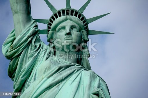 Statue of Liberty USA New York Big Apple Manhattan