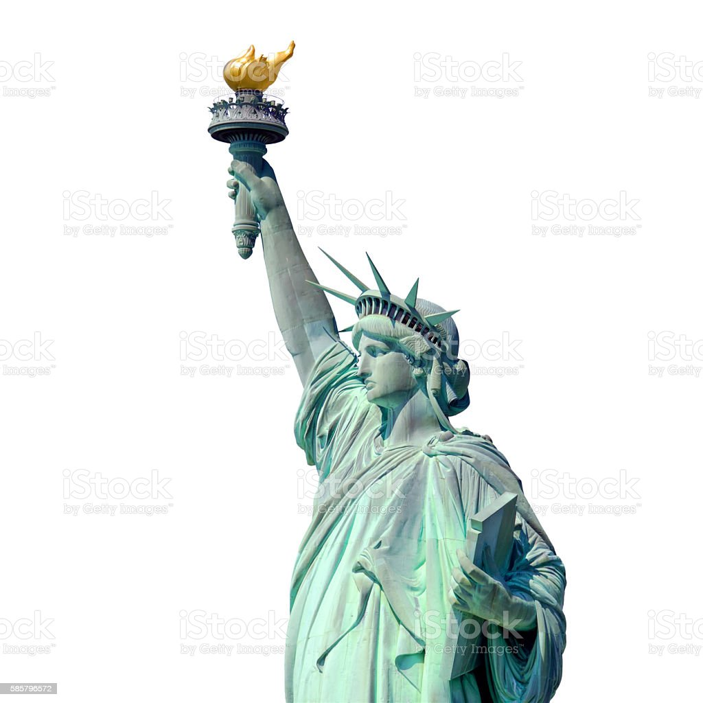Statue of Liberty stock photo