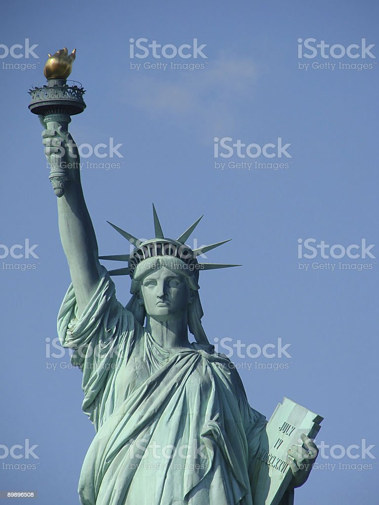 Statue of Liberty Lizenzfreies stock-foto