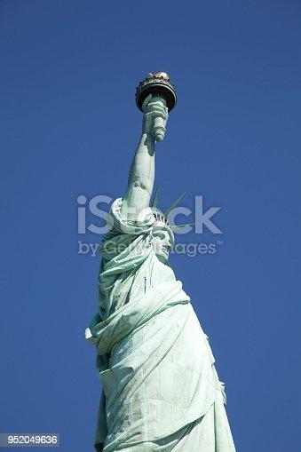 istock Statue of Liberty 952049636