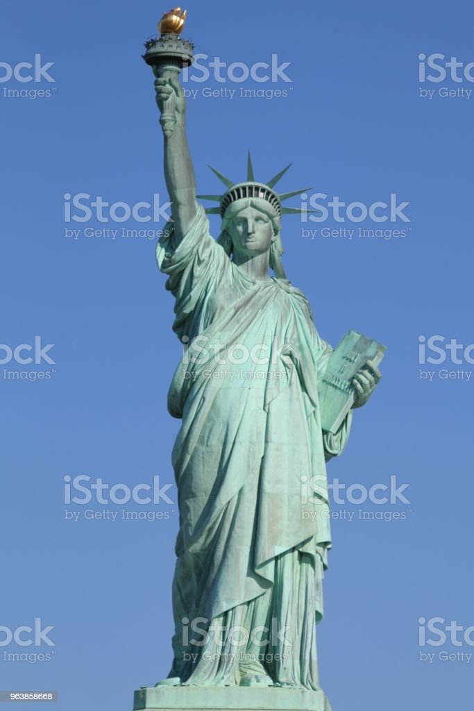 Statue of Liberty - Royalty-free American Culture Stock Photo