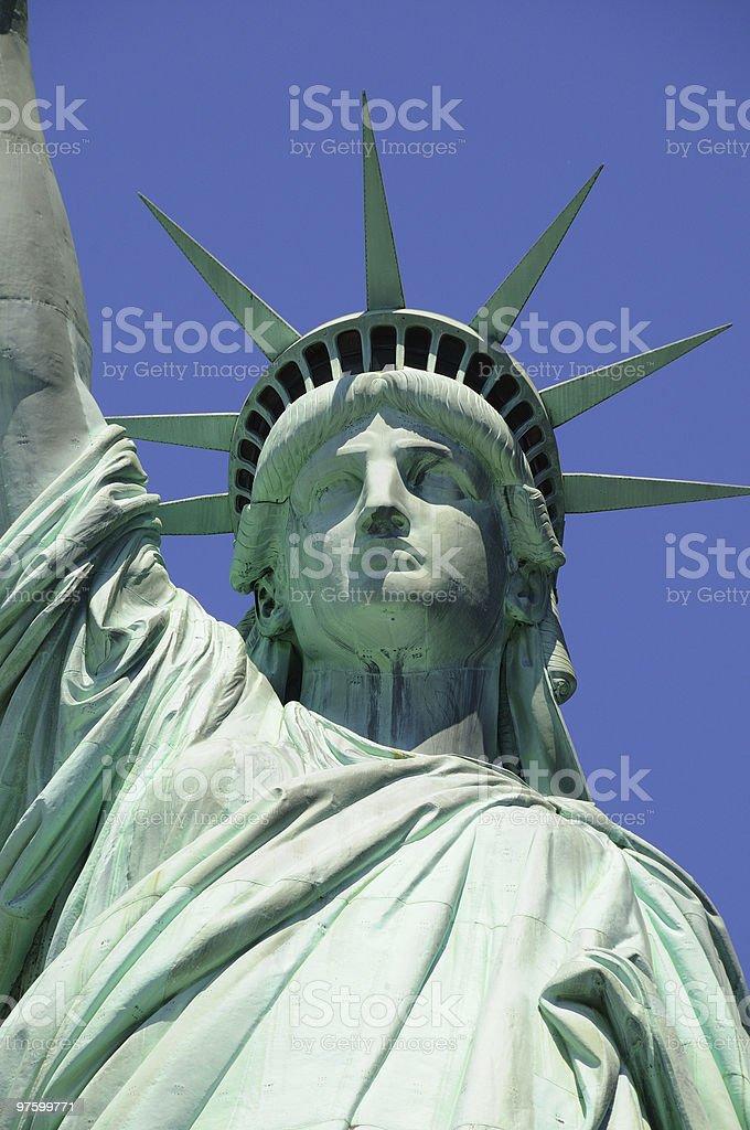 Statue of Liberty royaltyfri bildbanksbilder