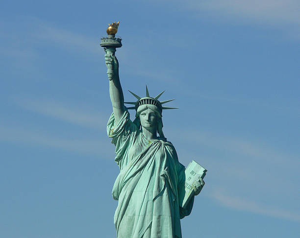 Statue of Liberty, United States of America – Foto