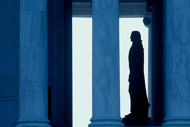 Statue de Thomas Jefferson Memorial - Photo