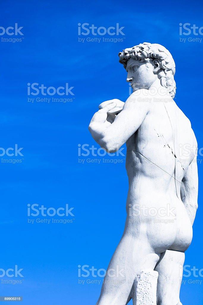 Статуя Стоковые фото Стоковая фотография