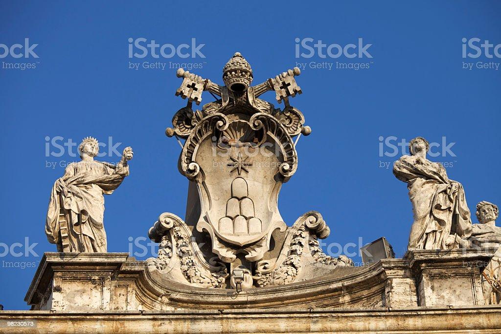 Statua foto stock royalty-free