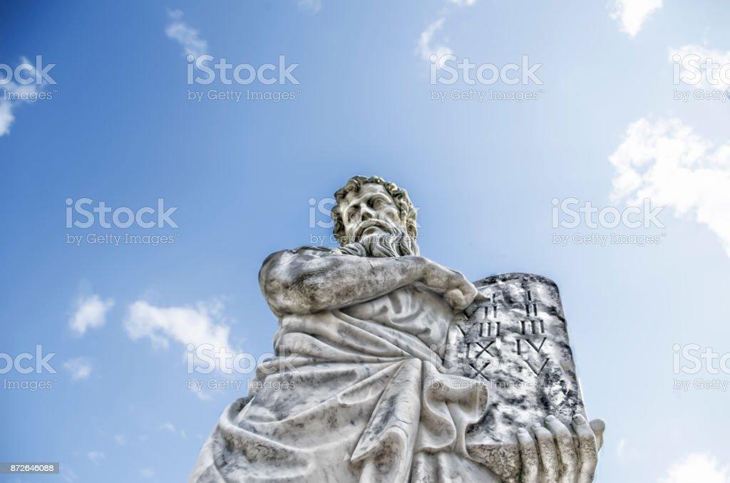 Estatuas - foto de stock
