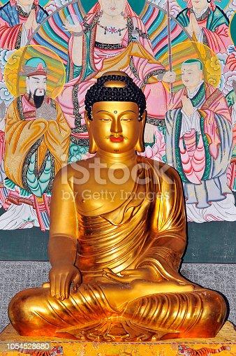 불교 불상의 아름다움