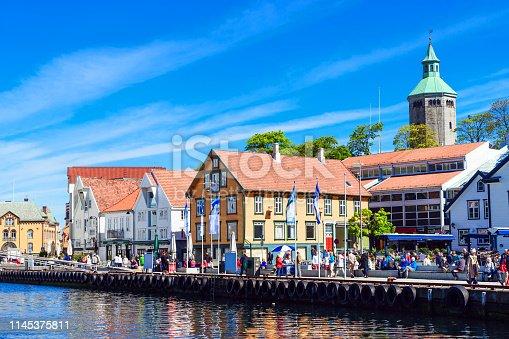 Norway, Europe, Stavanger, Summer