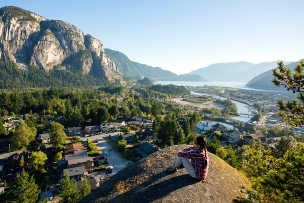 Stawamus Chief Squamish Howe Sound – Foto