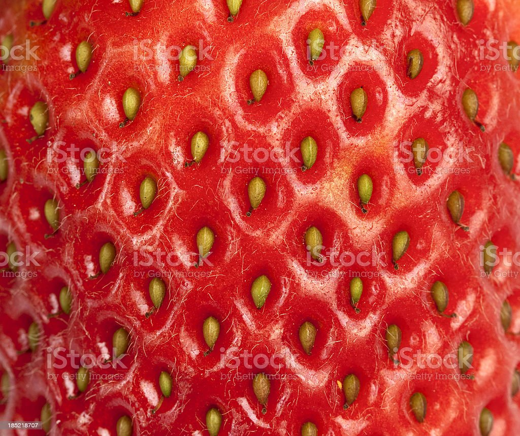 Stawberry stock photo