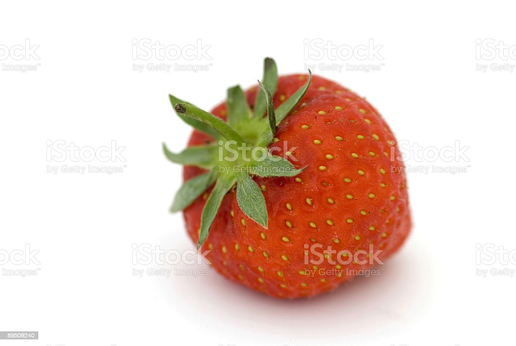Stawberry royalty-free stock photo