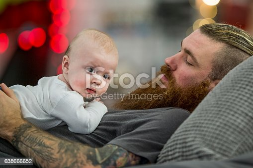 istock Stay at Home Dad 638666652