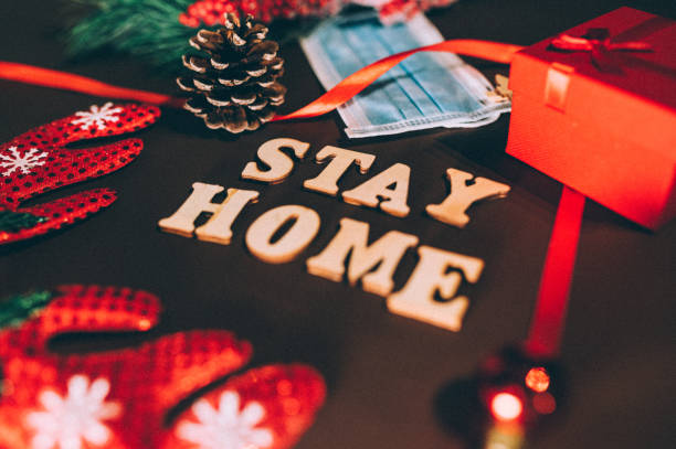 Stay Home For New Year's Eve