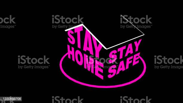 Stay home stay safe pink house 3d rendering picture id1220593705?b=1&k=6&m=1220593705&s=612x612&h=fjltpkqhgb tuj bamf4askalcvnwn8s71slq 5 vm0=